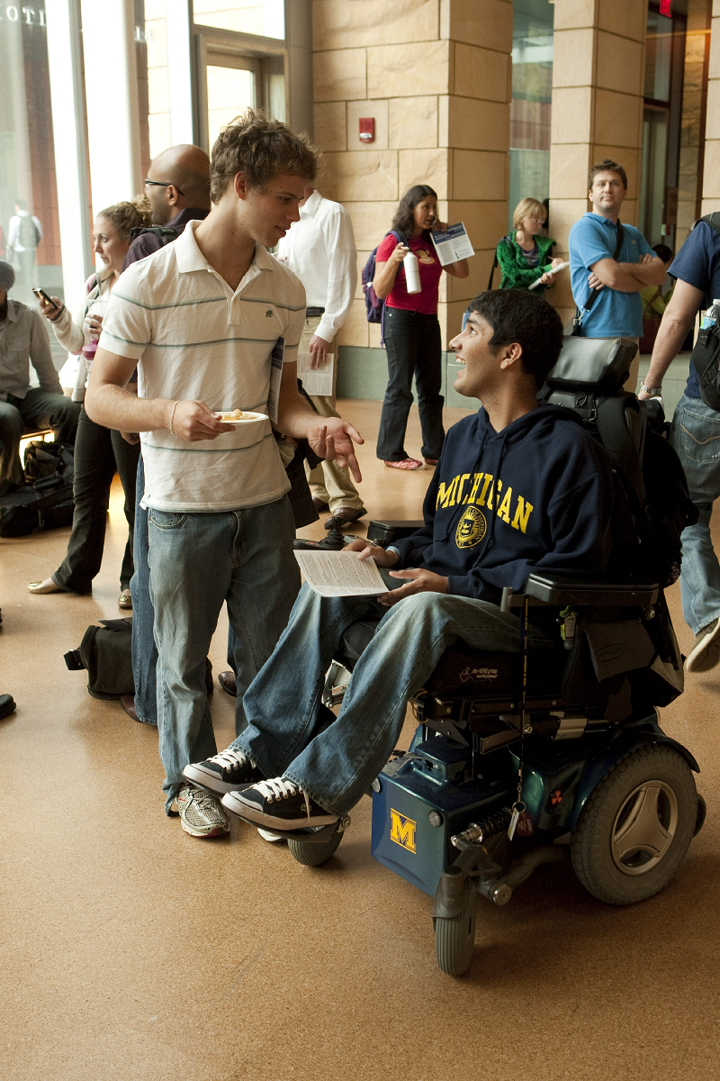 Serving students with disabilities